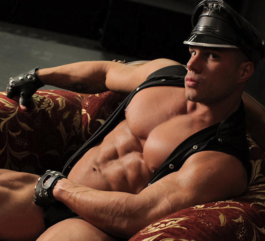 from Dylan gay male adults leathermen